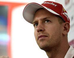 """Sebastian Vettel se pierde parte de los Libres: """"Cometí un error al arriesgar pronto"""""""