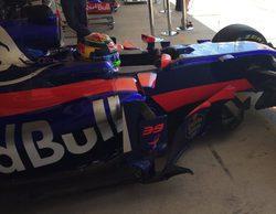 """Brendon Hartley, 18º en su primera clasificación en F1: """"No terminé de clavar la sesión"""""""