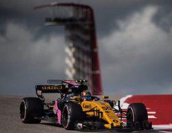 """Carlos Sainz, 8º en su primera clasificación con Renault: """"No es un mal resultado"""""""