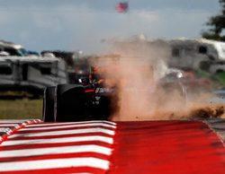 "Daniel Ricciardo: ""El viento ha sido todo un reto"""