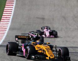 """Carlos Sainz, para México: """"La pista no es fácil porque la carga aerodinámica es muy baja"""""""