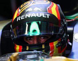 """Carlos Sainz: """"Nos sentimos bastante cómodos con el coche, aunque sufrimos un poco"""""""