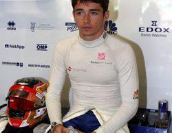 """Charles Leclerc, 16º: """"Aprendo más y más cada vez que piloto el monoplaza"""""""