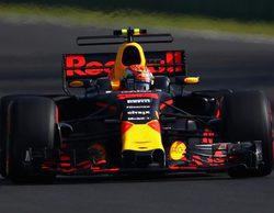 Max Verstappen avisa antes de la clasificación tras liderar unos igualados Libres 3 del GP de México 2017