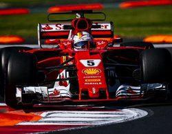 Sebastian Vettel da la sorpresa y se lleva una reñida pole en el GP de México 2017