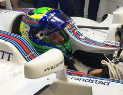 """Felipe Massa: """"Estoy contento con mi vuelta, pero no fue suficiente para entrar en Q3"""""""
