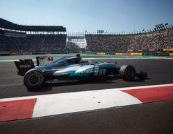 """Lewis Hamilton, 3º: """"La diferencia con los de delante fue demasiado grande"""""""