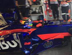 """Brendon Hartley, 13º: """"Estoy decepcionado con la clasificación"""""""