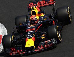 """Max Verstappen, 2º: """"Estoy muy satisfecho, pero ganar la carrera es lo más importante"""""""
