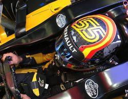 """Carlos Sainz: """"La clasificación fue complicada, pero hoy me sentía más cómodo en el coche"""""""