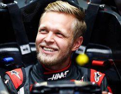 """Kevin Magnussen, 8º: """"Es como una victoria, estoy muy orgulloso del equipo"""""""
