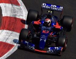 """Pierre Gasly, 13º: """"La carrera no fue tan buena como queríamos que fuera"""""""