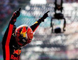 """Max Verstappen, 1º: """"Una gran victoria, tenía la motivación para conseguir un resultado así"""""""