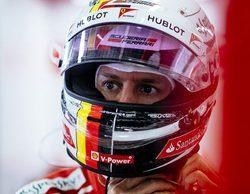 """Sebastian Vettel, 4º: """"Es difícil cruzar la línea y darse cuenta de que ya no estás en la lucha"""""""