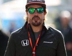 """Fernando Alonso: """"Ha sido una buena batalla, pero es difícil cuando no tienes el mismo coche"""""""