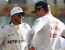 """Lewis Hamilton: """"Con Max Verstappen, la F1 cuenta con un Campeón del Mundo en potencia"""""""