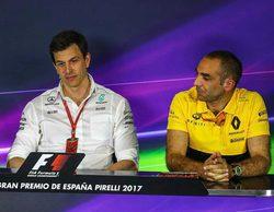 Mercedes y Renault temen por los cambios en la normativa de motores para 2021