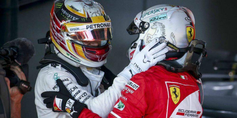 "Jacques Villeneuve: ""Hamilton estaba dormido y la amenaza de Vettel le despertó"""