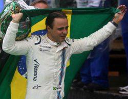 """Felipe Massa, sobre Brasil: """"Tengo ganas de sentir por última vez lo que es correr en casa"""""""