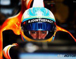 """Fernando Alonso: """"La posición de salida en Brasil es fundamental. Esperamos rendir bien"""""""