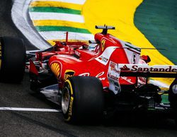 Sebastian Vettel arrebata la cartera a Bottas y gana el GP de Brasil 2017