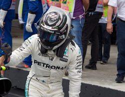 """Valtteri Bottas, decepcionado: """"Perdí la carrera en la primera curva"""""""