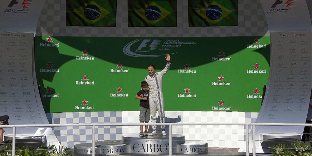 "Felipe Massa se despide de Brasil a lo grande: ""La carrera ha sido perfecta de principio a fin"""