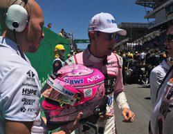 """Esteban Ocon abandona en Brasil: """"No he podido hacer absolutamente nada por evitarlo"""""""