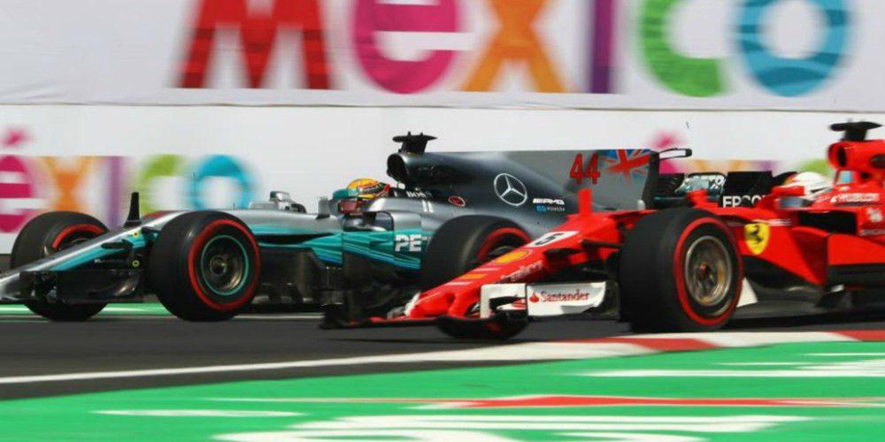 """Lewis Hamilton, sobre Sebastian Vettel: """"Le veo como lo que es: un fantástico piloto"""""""