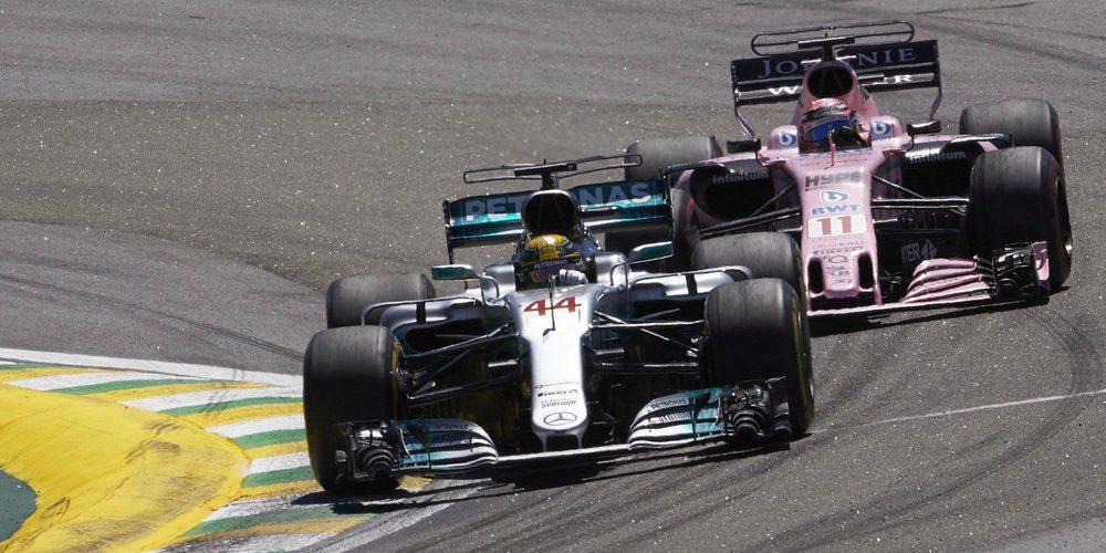 """Lewis Hamilton, sobre la normativa de motores para 2018: """"Es una mierda. La F1 no necesita eso"""""""