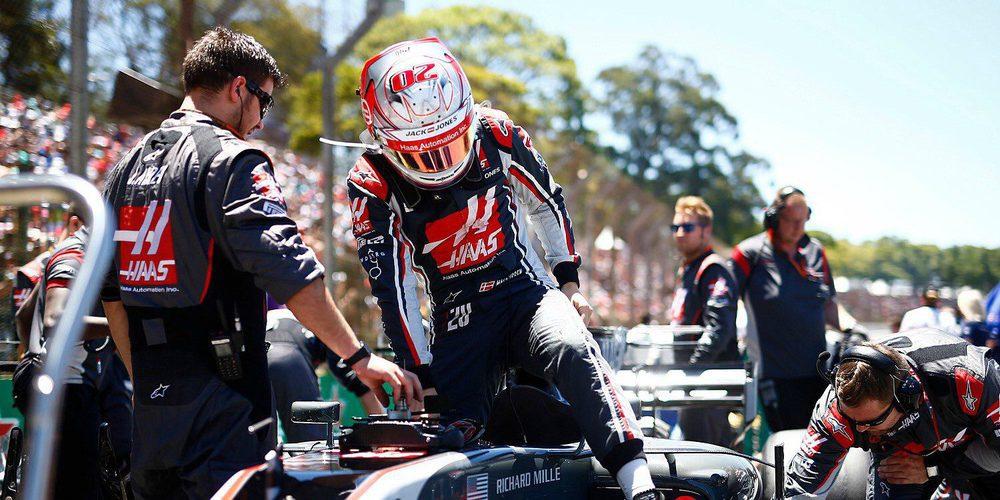 """Kevin Magnussen responde a las críticas: """"No estoy en la F1 para hacer amigos"""""""
