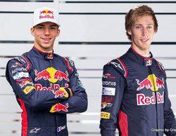 OFICIAL: Toro Rosso confirma a Pierre Gasly y a Brendon Hartley como pilotos para 2018