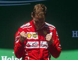 """Sebastian Vettel, motivado: """"Creo que podemos conseguir que Ferrari resurja y domine la F1"""""""