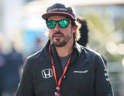 Fernando Alonso se pone a los mandos del LMP1 por primera vez