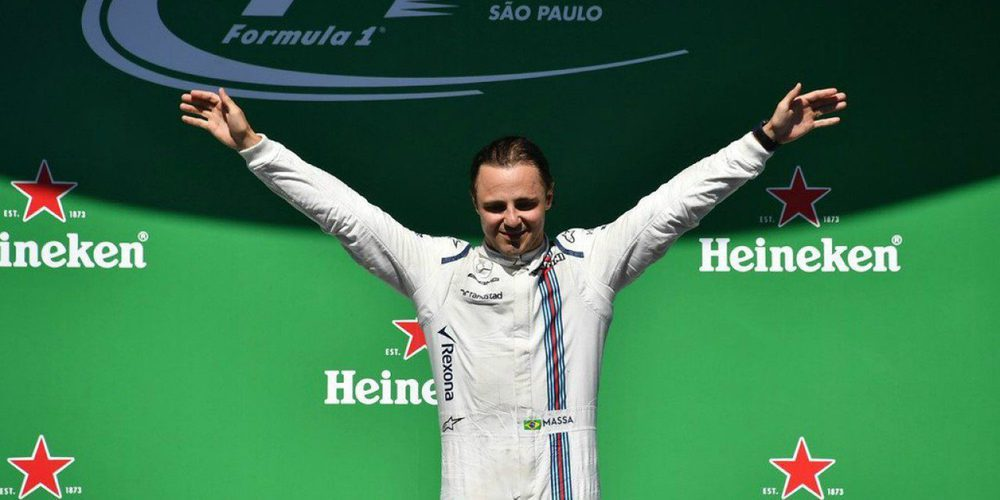 """Felipe Massa colgará el casco tras Abu Dhabi: """"Va a ser un fin de semana muy emotivo para mí"""""""