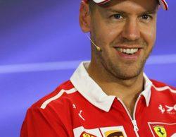 Rueda de prensa previa al GP de Abu Dhabi: turno para Ricciardo, Hamilton y Vettel