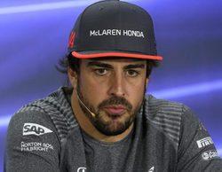Rueda de presa previa al GP de Abu Dhabi: turno para Alonso, Verstappen y Bottas
