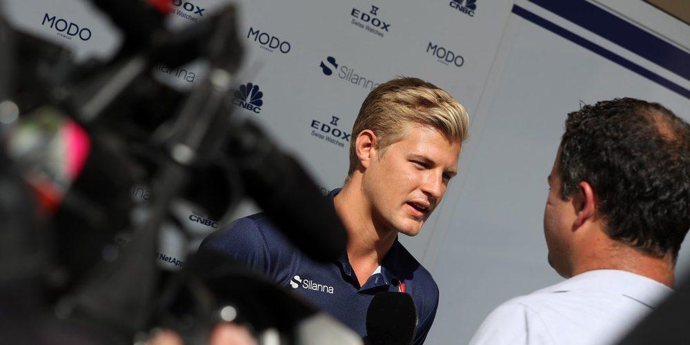 """Ericsson preocupado por su futuro en Sauber: """"No sé ni cómo sentirme"""""""