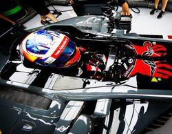 """Romain Grosjean: """"Tuvimos un problema eléctrico en los Libres 2, tenemos que encontrar una solución"""""""