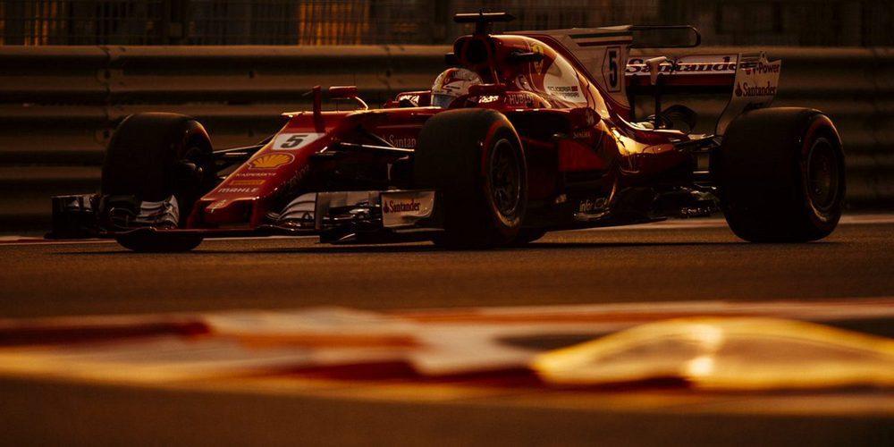 "Sebastian Vettel: ""Mañana estaremos cerca de nuestros rivales"""