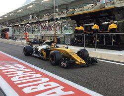 """Carlos Sainz: """"Ha sido una buena temporada y un buen arranque con Renault"""""""