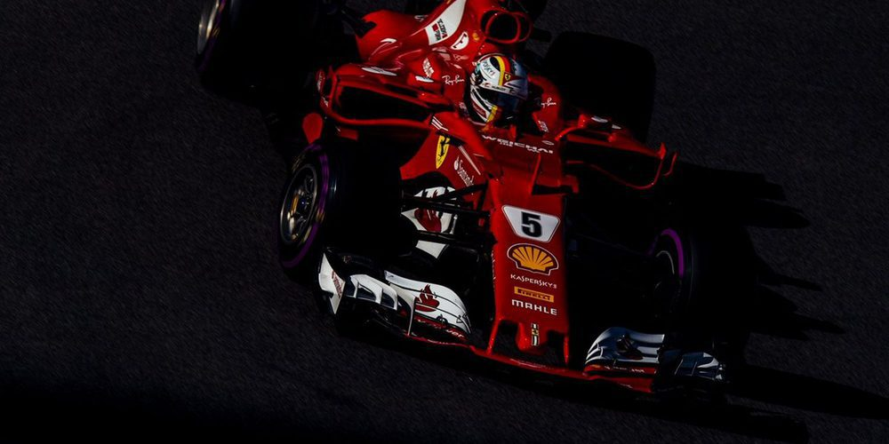 """Sebastian Vettel: """"No hemos perdido el Campeonato en ninguna carrera en particular"""""""