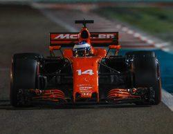 """Fernando Alonso: """"Ha sido una temporada dura, pero me siento muy orgulloso de este proyecto"""""""