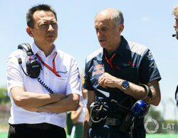 """Yusuke Hasegawa: """"Con Toro Rosso las exigencias seguirán siendo muy altas"""""""