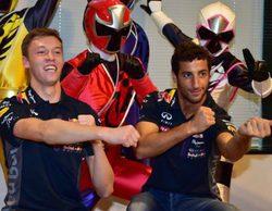 """Daniel Ricciardo: """"Daniil Kvyat necesita empezar de cero y un año sabático le ayudaría"""""""