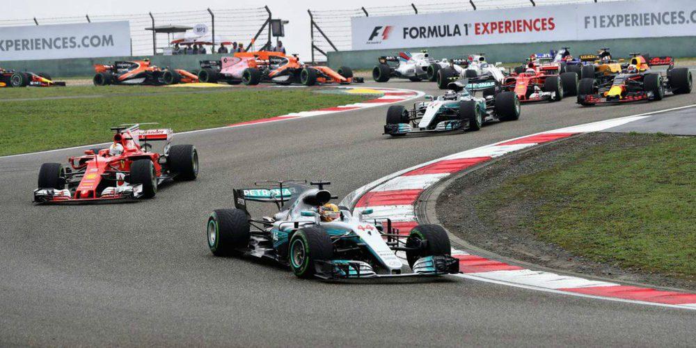La F1 contará en 2018 con 3 Grandes Premios consecutivos: Francia, Austria y Gran Bretaña