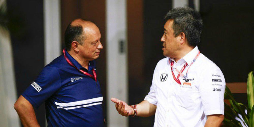 "Frédéric Vasseur, Alfa Romeo Sauber F1 Team: ""Todos tenemos grandes expectativas"""