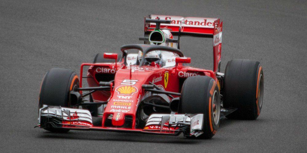 """Vettel, sobre el Halo: """"No me gusta y cambiará cosas del deporte, pero nos acostumbraremos"""""""
