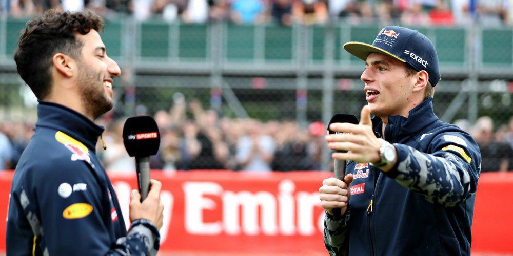 """Daniel Ricciardo: """"He de subir el nivel en clasificación en 2018 si quiero ganar el título"""""""
