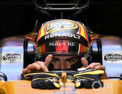 """Carlos Sainz, en Renault: """"Este año he sido más agresivo y creo que ha dado sus frutos"""""""